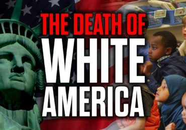 The Death of White America