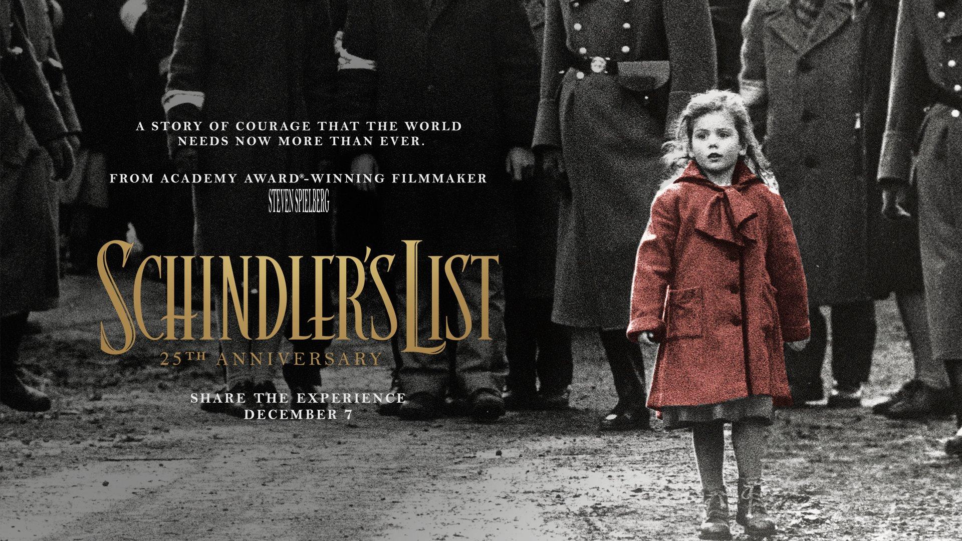 Schindlers Liste Fsk