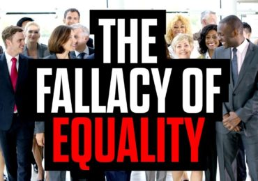 The Fallacy of Equality — New Mark Collett Video