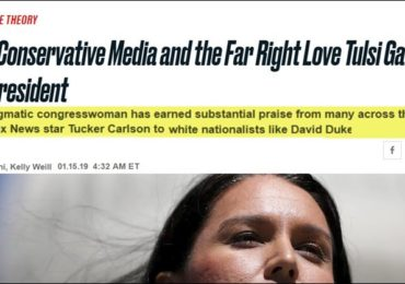 Dr Duke & Dr Slattery Salute Major Tulsi Gabbard: a Voice for Peace and American FIRST !