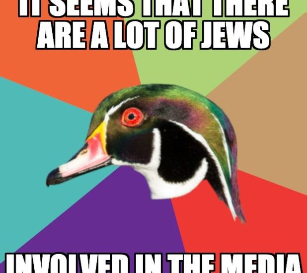 "Dr Duke & Andy Hitchcock of UK – Prove the ""anti-Semitic"" Canard of Jewish Media Control is NOT a Canard!"