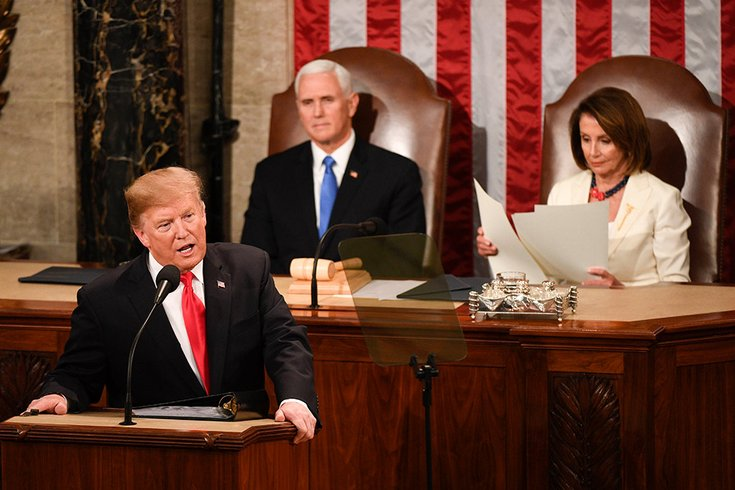 Dr Duke & Ryan Dawson on Trump's State of Union, Political Correctness & Zio Warmongering!