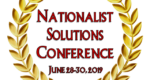 Dr Duke, Andy Hitchcock, Dr Slattery and Don Black on the Awesome Nationalist Solutions Conference!