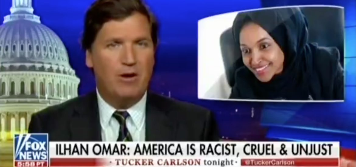 Dr Duke – We Want Tuck not Cuck! Why is Tucker Carlson promoting Orwellian Goldstein  Zionist Controlled Opposition!