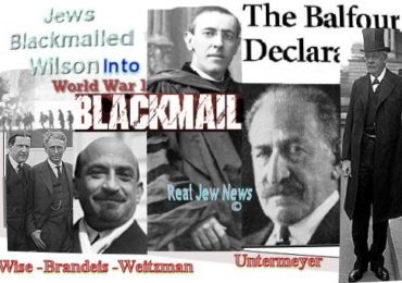 Dr Duke & Andy Hitchcock Expose the Secret Zionist Spy Who Wrote the Balfour Declaration & the Zionist Sex Blackmail of Woodrow Wilson to Get America into War!