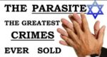 THE PARASITE, THE GREATEST CRIMES EVER SOLD, by Ryan Dawson