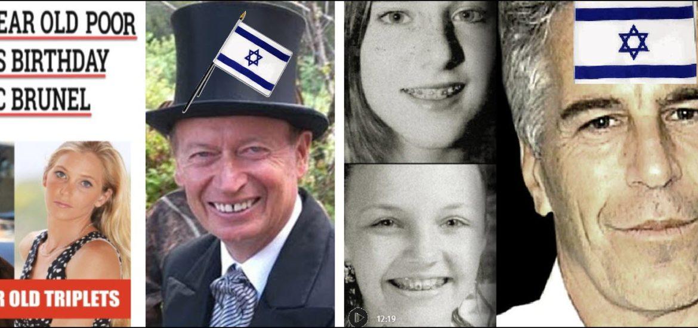 Dr Duke & Ryan Dawson – Part 2 of Zionist Epstein Mossad Sex Spy Blackmail Ring & Shameless ZioMedia Coverup!