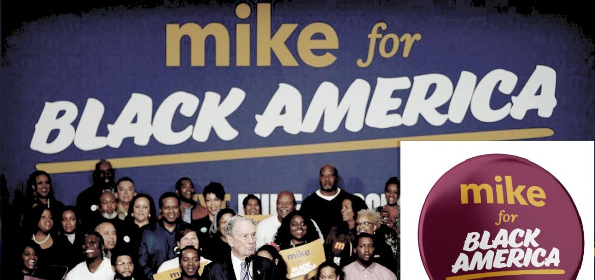 "Dr Duke & Patrick Little ZioBloomberg Buys Corrupt Black Bosses with ""Mike For Black America"" Racist ""anti-White Campaign!"