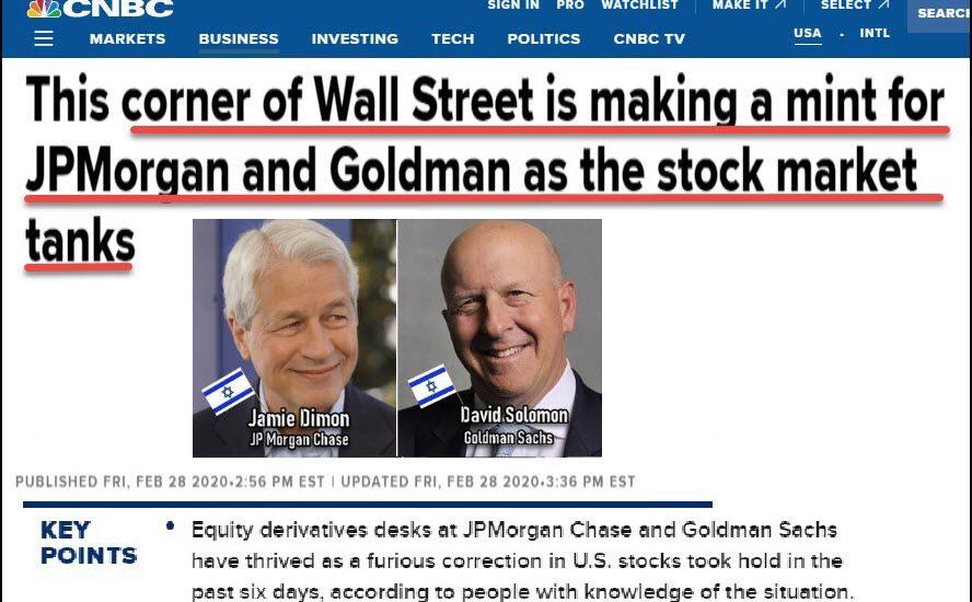 Dr Duke & Dr Slattery Expose How ZioBanksters like Goldman Sachs Steal Trillions of Dollars by Stock Market Manipulation!