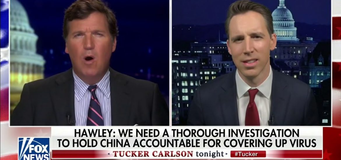 David Duke Exposes the Good, the Bad and the Ugly of Tucker Carlson – such as decrying Chinese influence over Hollywood & Media and ignoring ZioTyranny!