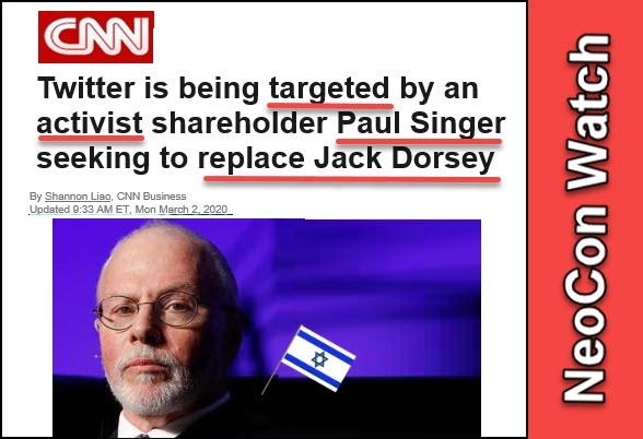 Dr Duke & Andy Hitchcock of UK Expose Zio Anti-Trump Paul Singer's Effort  to Totally Zionize all Social Media Including Twitter!