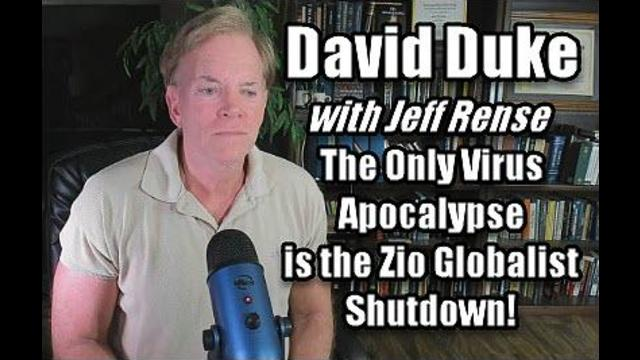 In case you missed Dr. Duke on the Jeff Rense show last night, here it is!