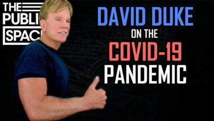 Dr. David Duke on the Public Space