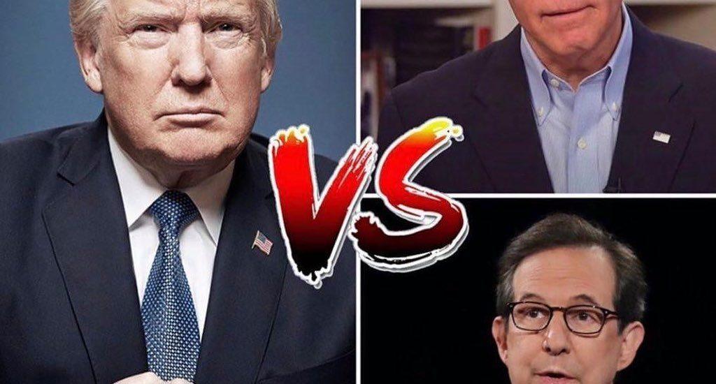 Dr Duke & Dr Slattery – Zio Chris Wallace & Joe Biden Tag Team Trump Attack Fails – While Trump Exposes Antifa Terrorism