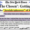 2020 was not the Year of the Russian, not the Year of the Chinaman, It was the Year of the Jew. The Jewish Takeover of Everything! Listen to Show Tomorrow on Making Next Year the Year of the Goy!