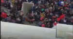Newly released video shows Trump supporters stopping suspected Antifa from breaking Capitol windows. This is what it means…