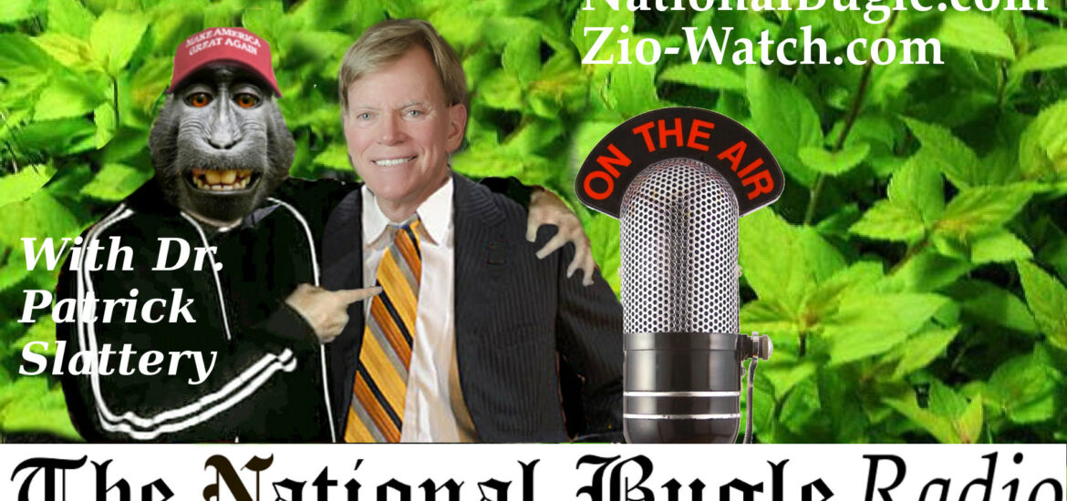 Patrick talks to David Duke about how to red pill people about what is REALLY going on — National Bugle Radio
