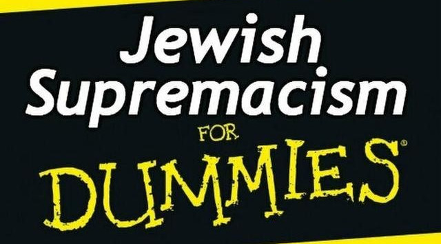 How the NY Times & Global ZioMedia Promotes Jewish Genetic Racial Superiority & Racial Hatred against White People!