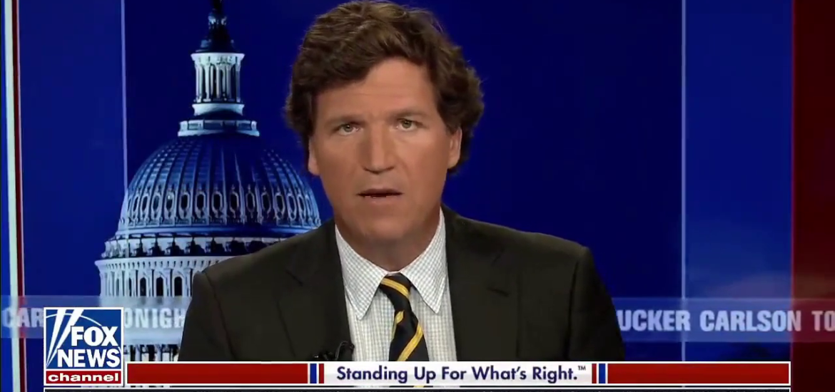 Dr Duke & Andy Hitchcock – Tucker Exposes Jewish Racist Supremacist ADL Boss, Greenblatt, as the World's Biggest Hypocrite!