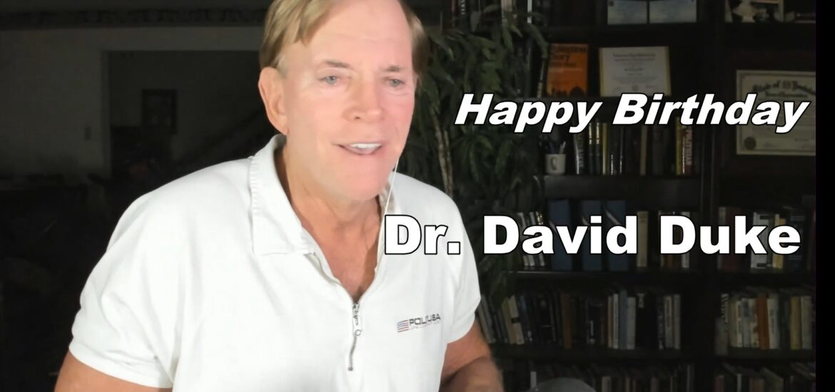 Dr Duke & Dr Slattery – Dr Duke PreBirthday Show – Slattery Asks Dr Duke about his Awakening and his view of Our Way Forward Today!