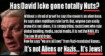 Dr Duke and Dr Slattery: On David Icke Telling us that We are Jews Now because the anti-semitic, Nazi-Mandated vaccines! How Crazy Can You Get?